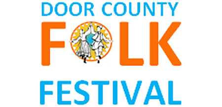 Door County Folk Festival Logo